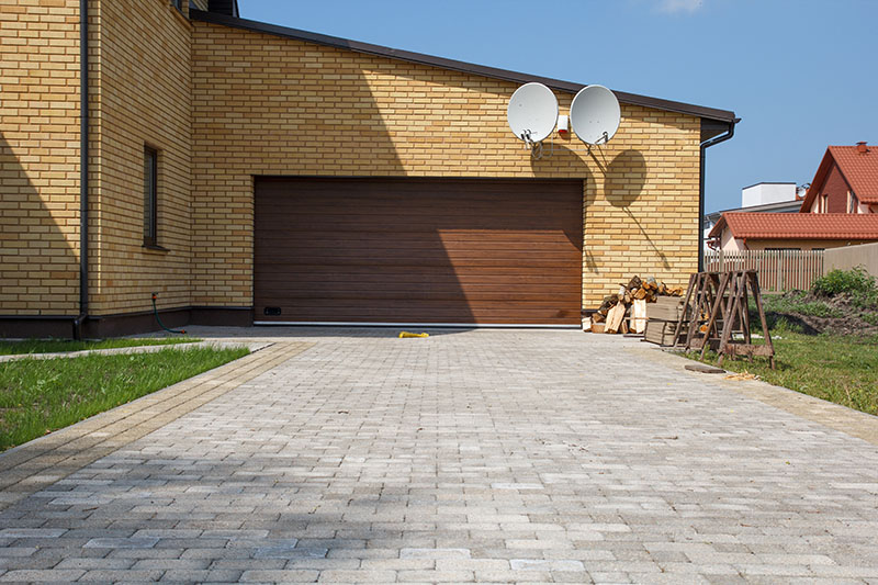 raleigh concrete driveway